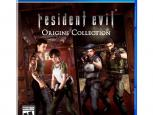 PLAY 4 RESIDENT EVIL ORIGINS COLLECTION