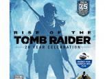 PLAY 4 RISE OF THE TOMB RAIDER 20 YEAR