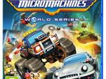 PLAY 4 MICRO MACHINES WORDL SERIES
