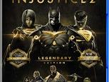 PLAY 4 INJUSTICE 2 LEGENDARY EDITION